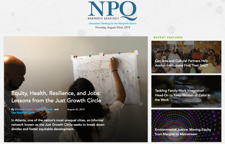 Npq Front Page