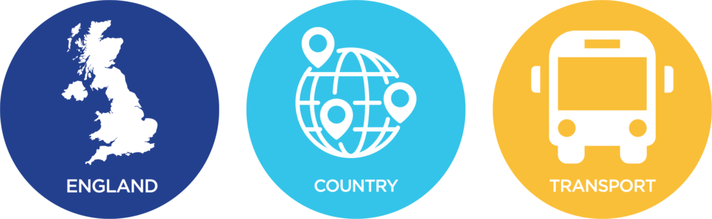 Country Scale Sector 5